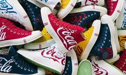 Kith ดึง Coca-Cola และ Converse ผนึกรวมเป็นสนีกเกอร์แคปซูลคอลเลคชันรุ่นพิเศษ