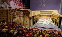ชมความสุดยอดของนิทรรศการ Lego ที่ Hankyu Brick Museum ในเมืองโอซาก้า