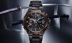 นาฬิกา Casio G-Shock ที่ได้แรงบันดาลใจจากดาบซามูไร