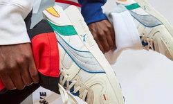 เท่แปลกตา Puma x Ader Error รองเท้าสีสันสดใสคู่ล่าสุด