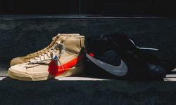 Nike The Ten: Blazer Mid อีกหนึ่งสนีกเกอร์ที่หลายคนรอคอย