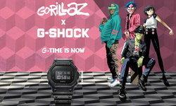 แฟนๆ นาฬิกา G-SHOCK ห้ามพลาด G-SHOCK x Gorillaz 2018