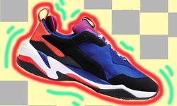 Puma Thunder 4 Life รองเท้าผ้าใบสีสันสดใส