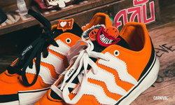 """FUNNY SNEAKER"" รองเท้าสุดคูลจาก Smile Club Custom"