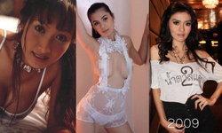 3 สาวเซ็กซี่โชว์พัฒนาการความแซ่บ #10YearChallenge