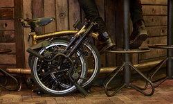 Brompton Go for Gold จักรยานรุ่นพิเศษฉลองครบรอบ 20 ปีในเอเชีย