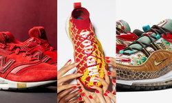 รวมรองเท้าผ้าใบ เฉลิมฉลองเทศกาลตรุษจีน 2562