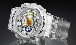 A$AP Ferg x G-SHOCK นาฬิกาเรือนใส แรงบันดาลใจจากเพชร