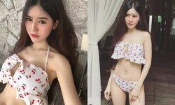 """เซ็กซี่ไม่เปลี่ยน """"บลู จิรารัตน์"""" นางแบบสาวตัวเล็กสเปกหนุ่มไทย"""