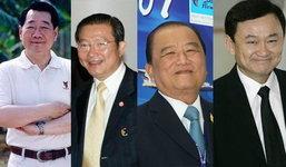 10 ผู้ชายที่รวยที่สุดในประเทศไทย