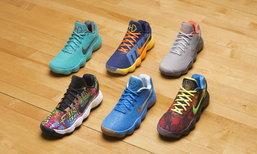 รุ่นใหม่มาแล้ว Nike Hyperdunk ทรงโลว์คัท 6 แบบ