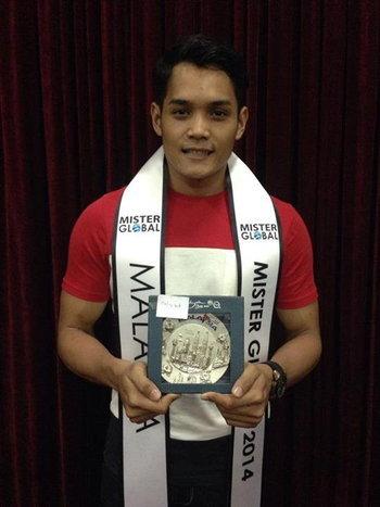 Mister Global Malaysia 2014