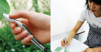 ปากกาเปลี่ยนสีตามต้องการเพียงสแกน