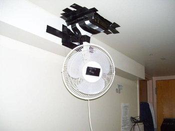 พัดลมติดเพดาน