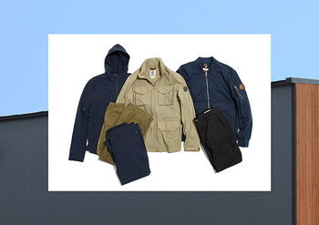 Timberland Travel Fit
