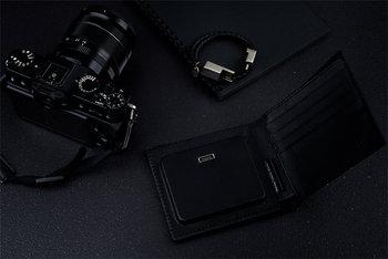 wireless charging wallet