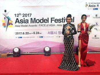 MAXIM K-MODEL AWARDS 2017