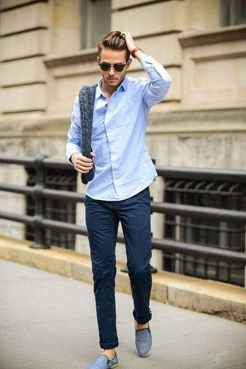 30 ลุค กางเกงชิโน แบบมือโปร ไม่เป็นลุงแน่นอน