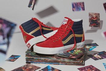 Vans x Marvel Avengers