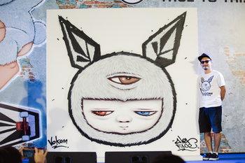 Volcom x Alex Face