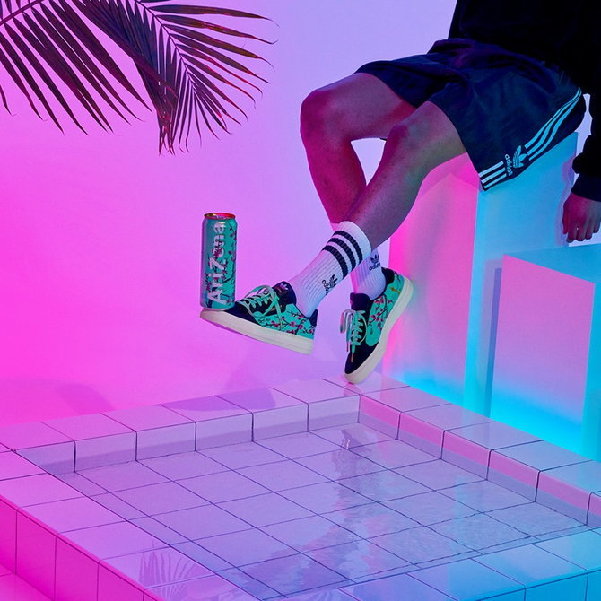 adidas Originals x AriZona Iced Tea