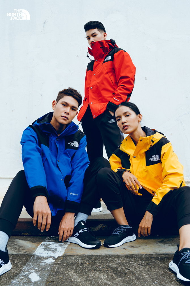The North Face The Icon Collection