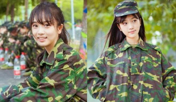 Joyin ทหารสาวสุดสวย งามเลิศในปฐพี