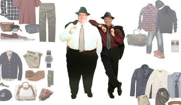 แต่งกายสไตล์ คนอ้วน-ผอม