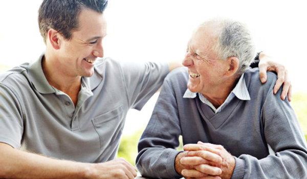 6 วิธี ดูแลสุขภาพพ่อของเรา