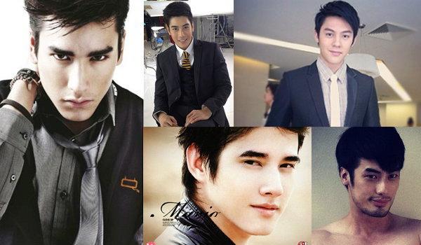 10 ผู้ชายฮอตแห่งปี 2012