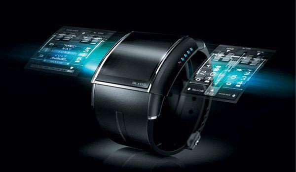 HD3 SLYDE Watch นาฬิกาแบบ 3D