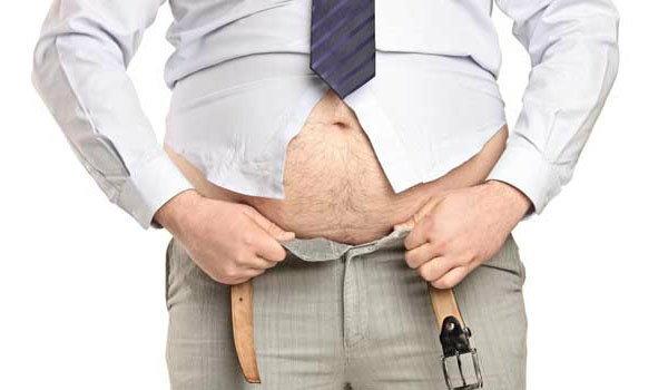 พุงยื่น! สัญญาณอันตรายของชายหนุ่ม Belly Off !