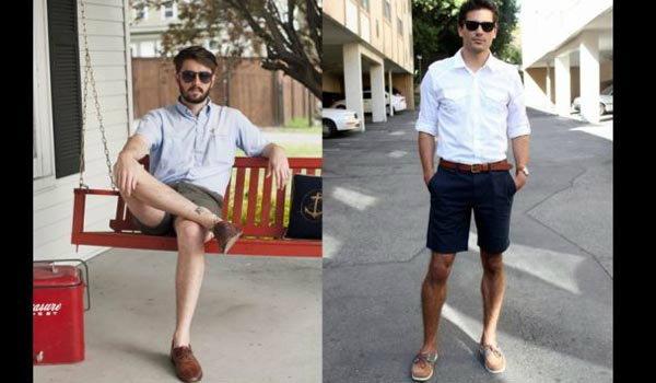 กางเกงขาสั้นแค่ไหน ทำให้ผู้ชายดูดี