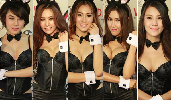 ส่อง สาว Bunny girls สวย ใส ซาบซ่า