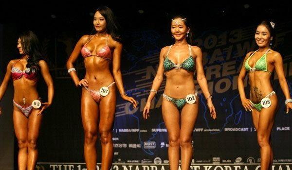 สาวๆ เกาหลี มุมแบบนี้ คุณเคยเห็นไหม