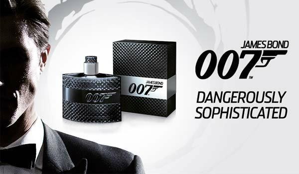 หอมในแบบสายลับ 007