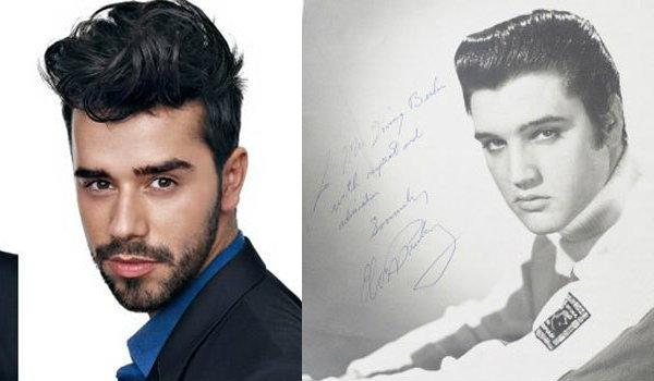 เสยผม หล่อแบบ Elvis Presley