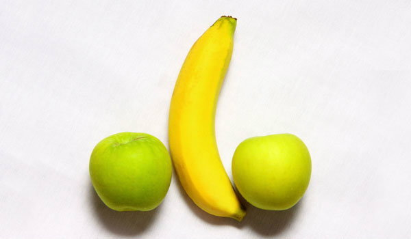 เซ็กซ์ดีด้วยผักผลไม้