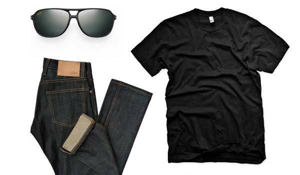 Mix & Match : หนุ่มชุดดำ