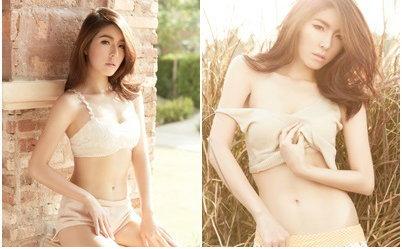 ขาวโอโม่สุดๆ จียอน อวดหุ่นอึ๋ม ล้นทะลักความเซ็กซี่