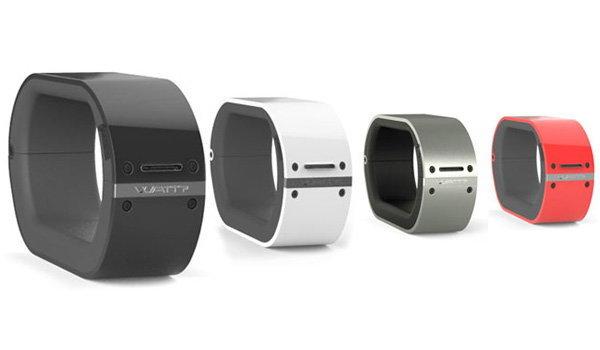 ATOM นาฬิกาฉลาดๆ เป็น Powerbank ชาร์จสมาร์ทโฟนได้