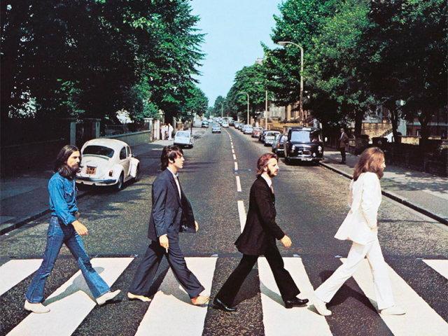กว่าจะได้ภาพงาม... ตามรอย The Beatles
