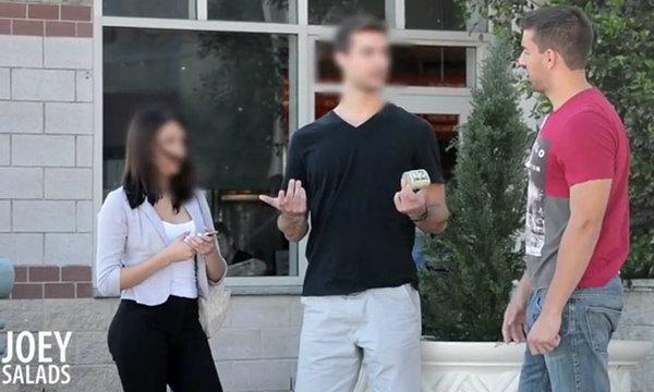 """อึ้งไปเลย! เมื่อชายหนุ่มยอมขาย """"แฟนสาว"""" แลกเงินแสน"""