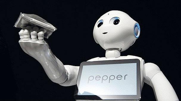 ′เปปเปอร์′ หุ่นหลายอารมณ์ ขายเกลี้ยงที่ญี่ปุ่น
