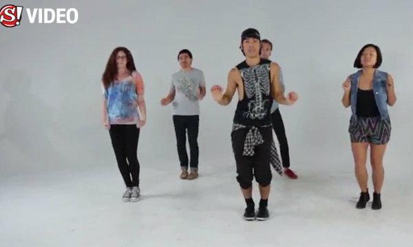 ฮามาก เมื่อฝรั่งลองเต้น K-Pop