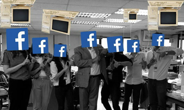"""เมื่อหนุ่มไม่มีคอมฯ! ลองใช้ไลฟ์สไตล์บนFacebookในชีวิตจริง! เขาจะมี""""เฟรนด์""""มั้ย?"""