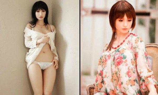ตุ๊กตายางญี่ปุ่น ยิ่งกว่าเหมือน 'หญิงแท้'