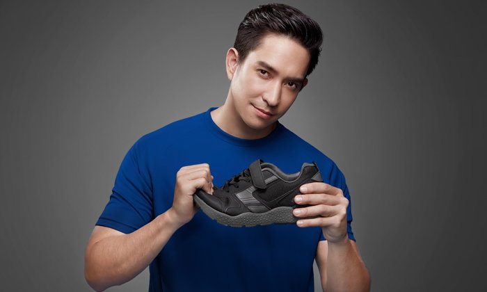 IQ Sport เปิดตัวรองเท้ากีฬาและผ้าใบ ชูคอนเซ็ปต์ บูสความสบาย...ทุกการเคลื่อนไหว