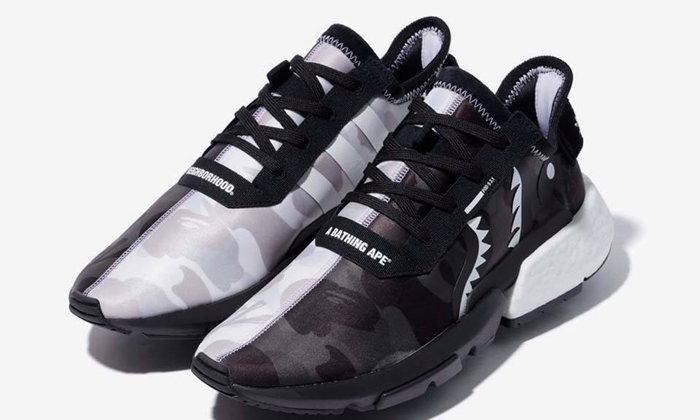 Bape x Neighborhood x adidas POD S3.1 สนีกเกอร์สุดเท่ที่สายสตรีทต้องมี