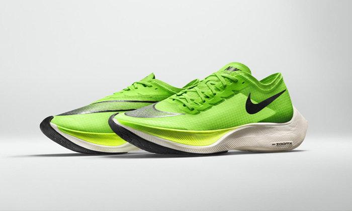 มีอะไรน่าสนใจในรองเท้าวิ่ง Nike ZoomX Vaporfly NEXT%